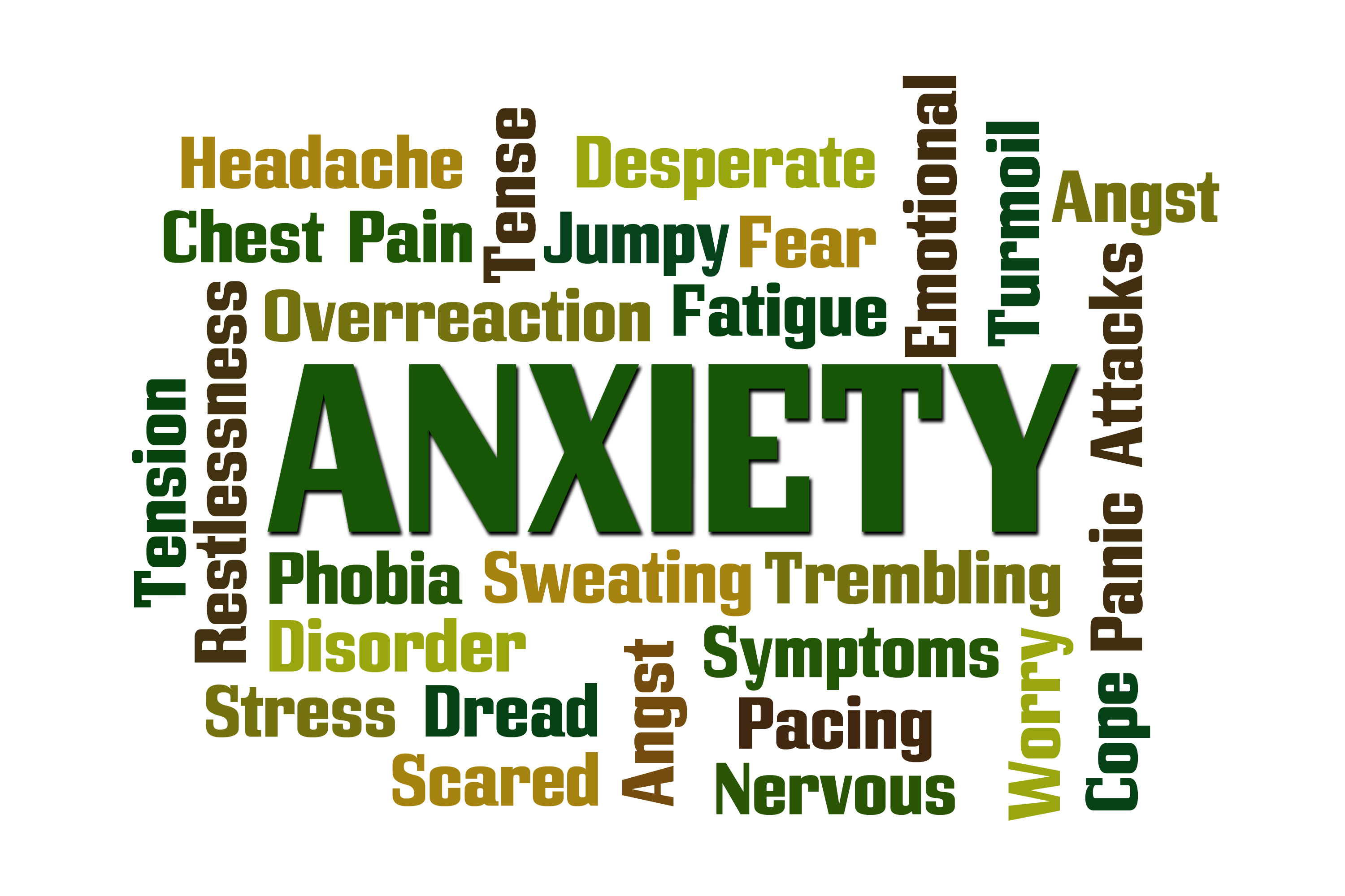 Symptoms of anxiety - Anxiety Disorders Federation Ehealth Platform An E Mental Health Site For Consumers Healthcare Professionals Researchers