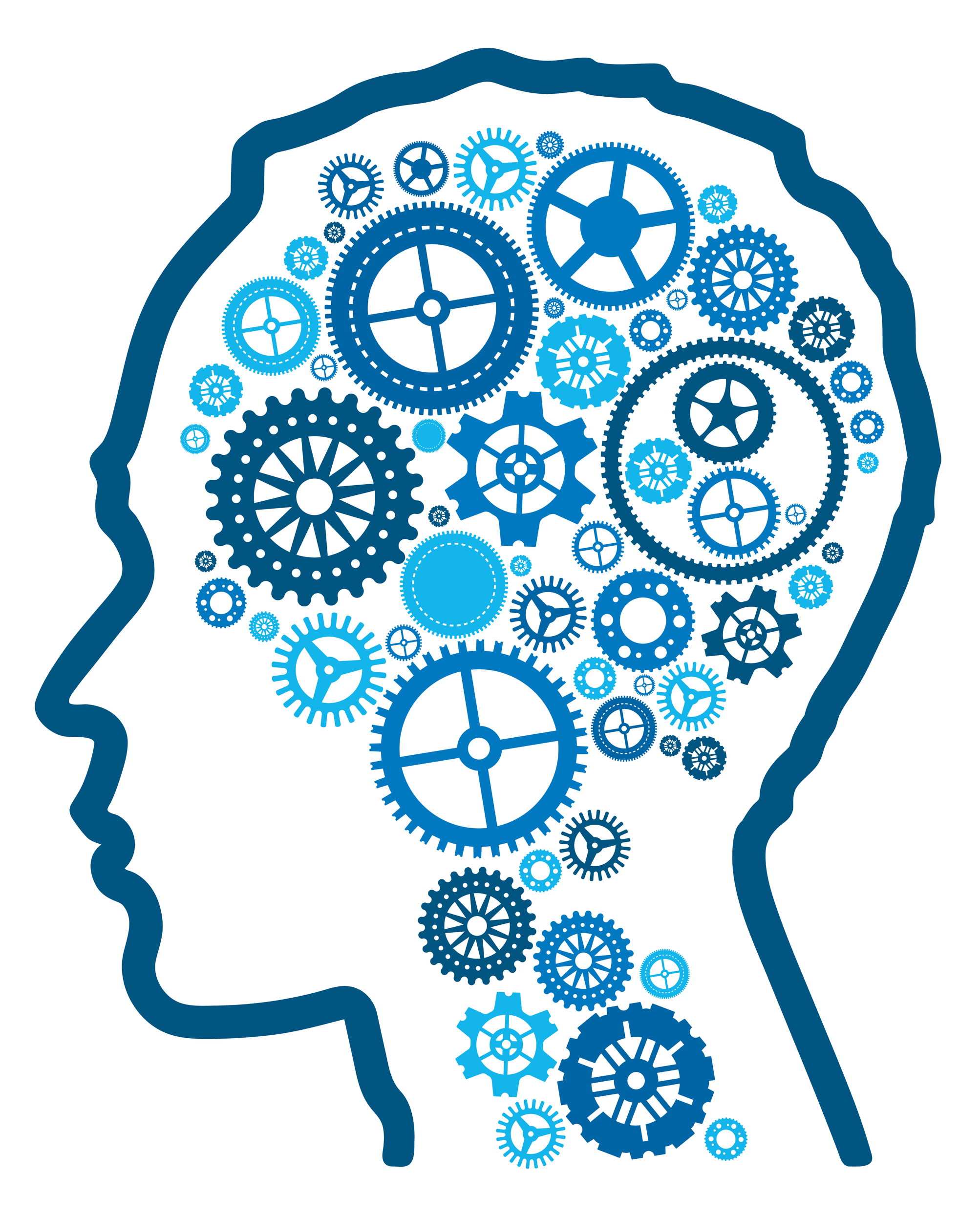 Mind Graphic, cogs
